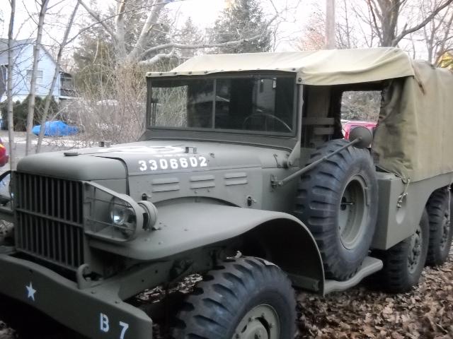 ww2 dodge military vehicles  u0026 trucks