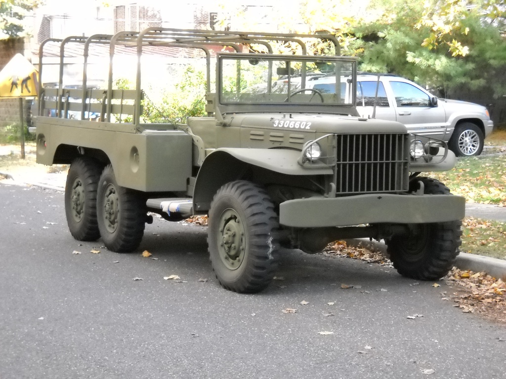 WW2 Dodge Military Vehicles & Trucks