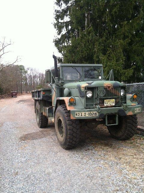Custom Build Military Vehicle Units