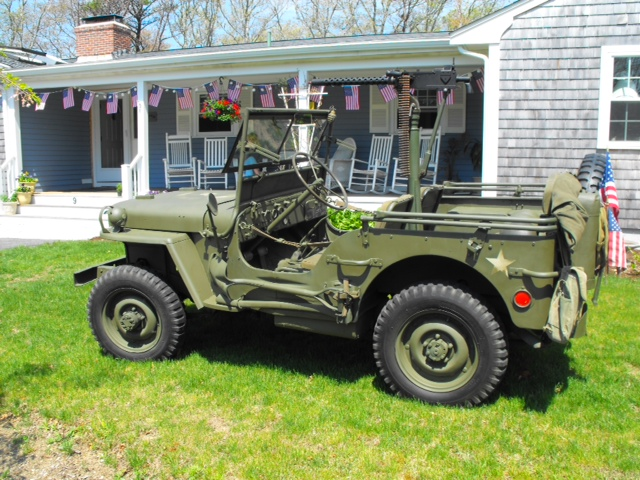 bill peaslee 39 s vehicle news issue 009 season 39 s greetings from us military vehicles. Black Bedroom Furniture Sets. Home Design Ideas