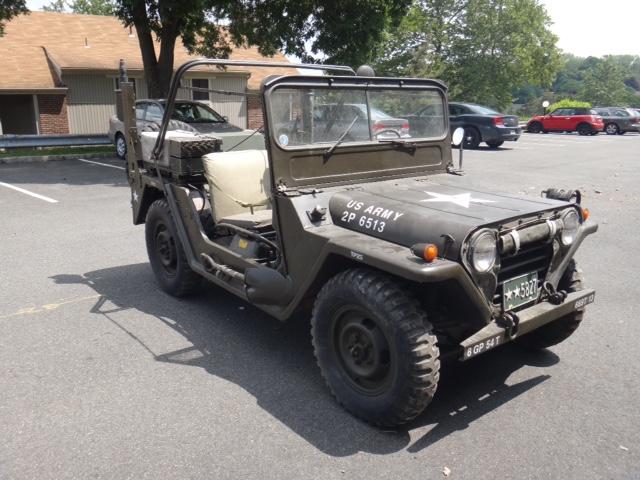 M-Series Jeeps