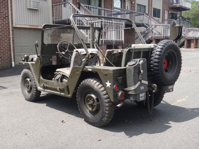 Military Jeeps For Sale >> M Series Jeeps