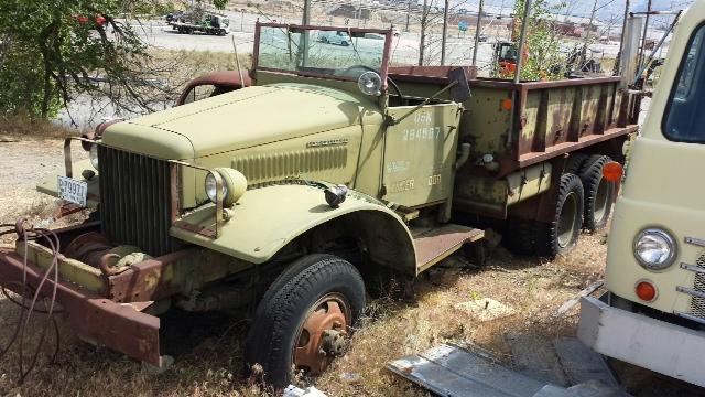 WW2 Trucks
