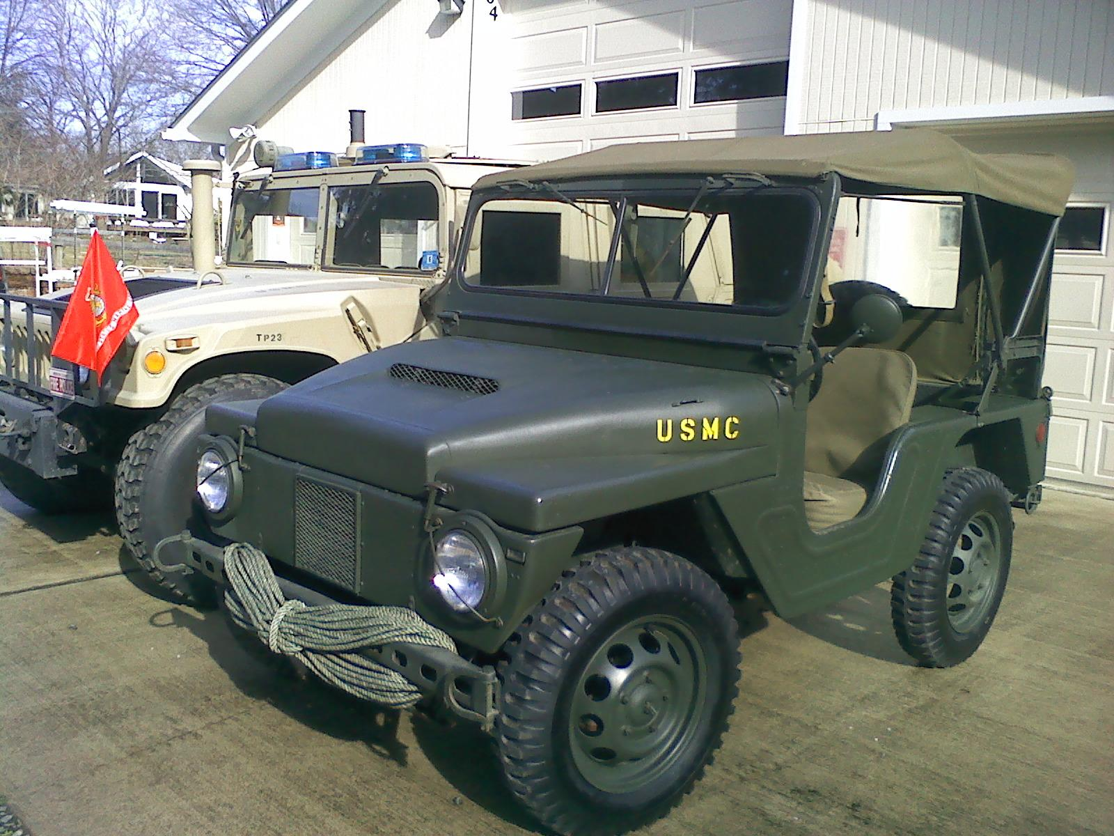 M422/M422A1 Mighty Mites