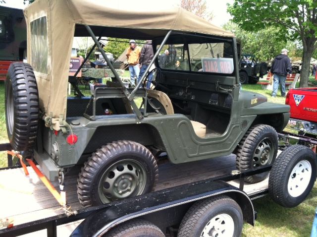Custom Jeeps For Sale >> M422/M422A1 Mighty Mites