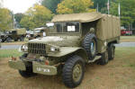 1944 Dodge WC-63 1 1/2 Ton 6x6 with Winch