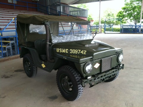 Military Jeeps For Sale >> M422/M422A1 Mighty Mites